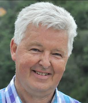 Roald S. Olsen, leder for Vestland Senior Høyre