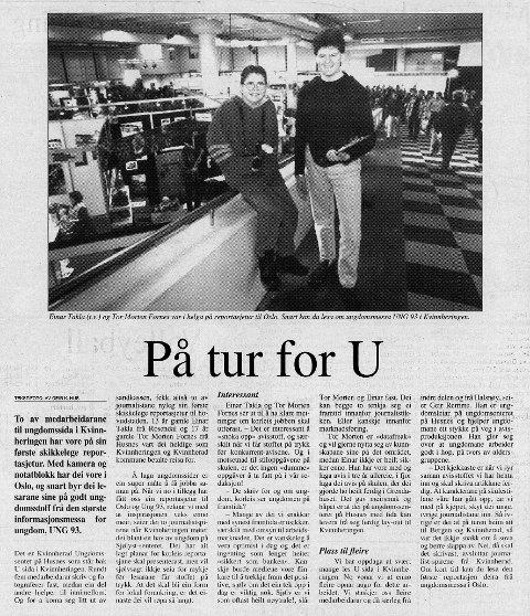 Kvinnheringen side 4 20. januar 1993.