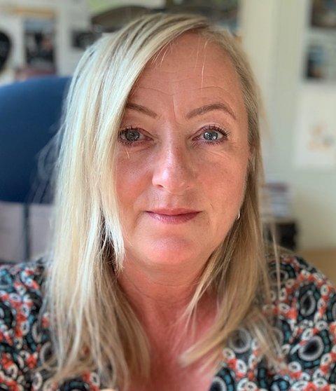 Kommende ordfører Elisabeth Kristin Mikalsen (52) på Røst.
