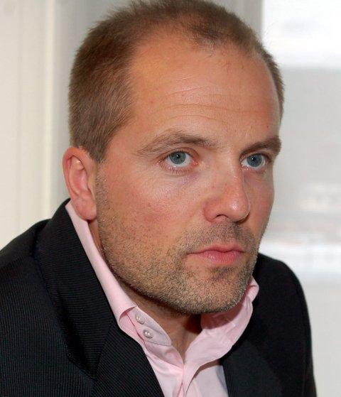 Godset-sjef: Tom Saxegaard ønsker å kjøpe.