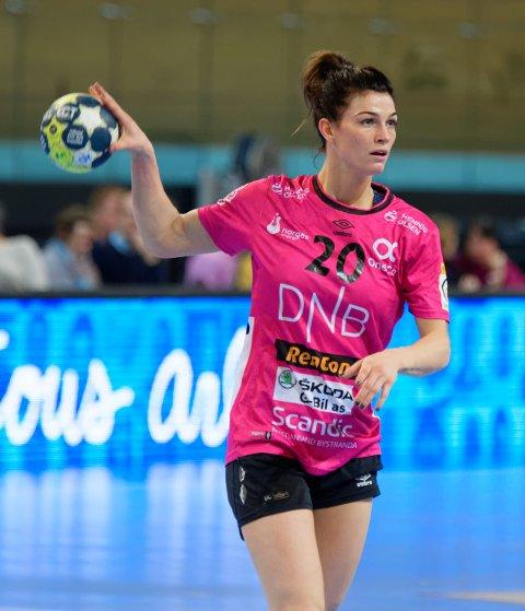 AMBISJONER: Jeanett Kristiansen er tilbake i Kristiansand-klubben Vipers – og har ambisjoner om å vinne alt.
