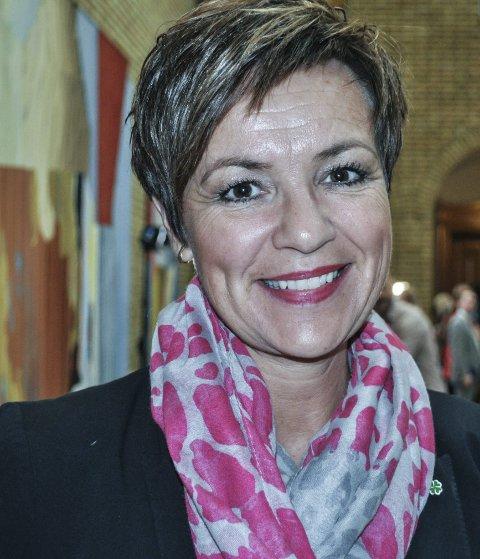 Anne Tingelstad Wøien: – Enten førsteplassen på lista eller ut av politikken, sier Anne Tingelstad Wøien. Arkivfoto: Terje Nilsen