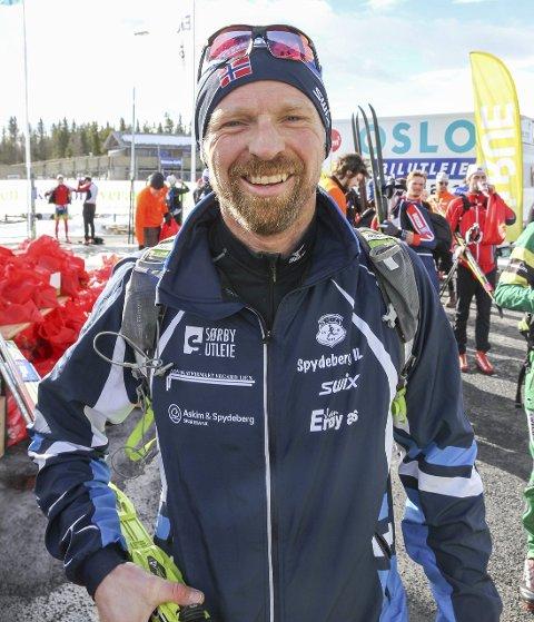3. plass: Ronny Bråten fra Spydeberg.