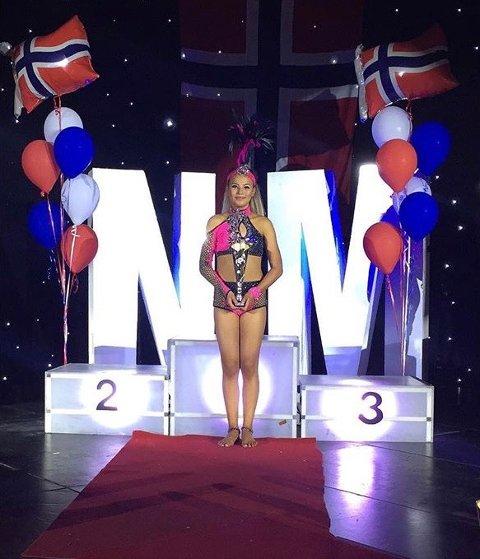 Moa Lintho Skofterud vant NM i fjor.