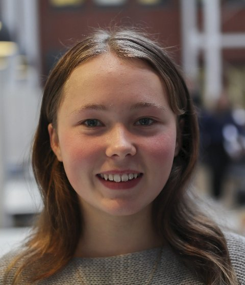 Jenny Løvestad (16) fra Trøgstad: – Jeg tar egne valg og føler meg ikke presset til å gjøre noe jeg ikke vil.