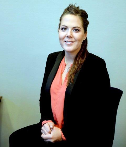 HELT I TOPPEN: Lene Camilla Westgaard-Halle havnet på andreplass da medlemmene hadde sagt sitt.