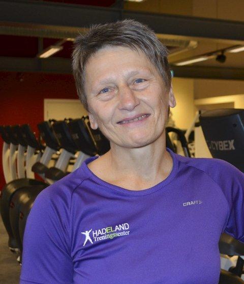 Til Lidskjalv: Ingeborg Sørumshagen, sammen med flere andre.