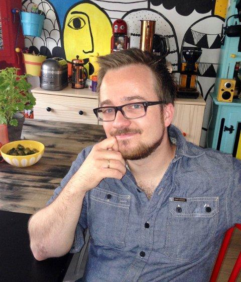 KLAR FOR HJEMMESOMMER: Jens Andreas Kleiven forbereder seg på å være mest hjemme i sommer. Fredag kom rømsjingens nye singel Can't We Try Again.