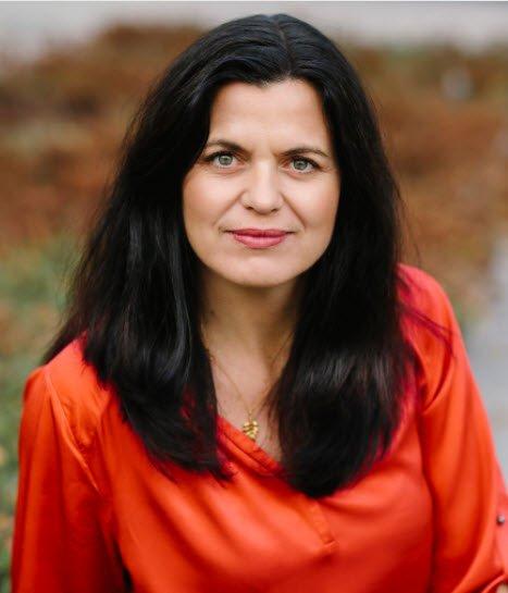 LITT LYSERE: Regiondirektør i NHO Viken Oslo, Nina Solli, kan konstaterer at det nå er større optimisme blant NHO-medlemmene.
