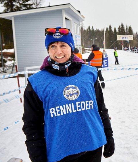 """GLEDER SEG: Rennleder Eva Westum Kveli kan glede seg over at Skiforbundet har gitt Flyktningerennet 2022 det som fortoner seg som ei """"gullhelg"""" når det gjelder arrangement."""
