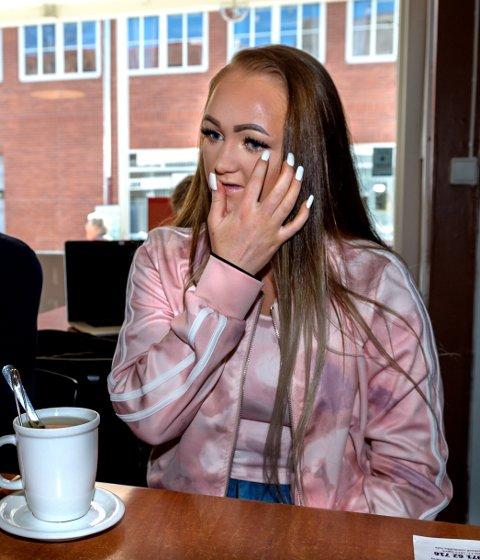 TOK ET VALG: Christina Lægreid følte til slutt at hun måtte bryte med menigheten i Jehovas vitner.