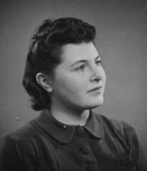 OVERLEVDE: Ruth Lillemor Koklin flyktet til Sverige høsten 1941 og på oppdrag fra britisk sikkerhetstjeneste bisto hun norske agenter i Stockholm, blant annet Gunnar Sønsteby.