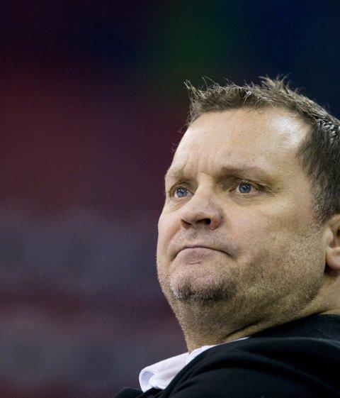 Suksess: Magnus Sundquist har hatt stor suksess med Tingsryd denne sesongen.