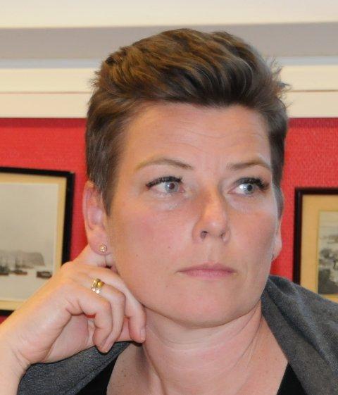 Fordel: – Kragerø har tjent på samarbeidet, sa Fuer Vikre (Frp).