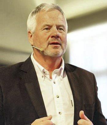Trenger flere: Knut Sunde er pastor og daglig leder.