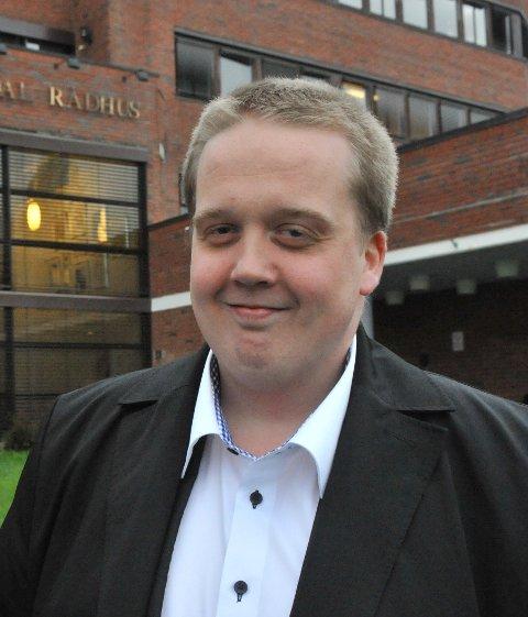 Fremskrittspartiets ordførerekandidat, Helge Fossum, mener Nittedal kommune ikke lenger har råd til å sponse driften av kulturhuset.