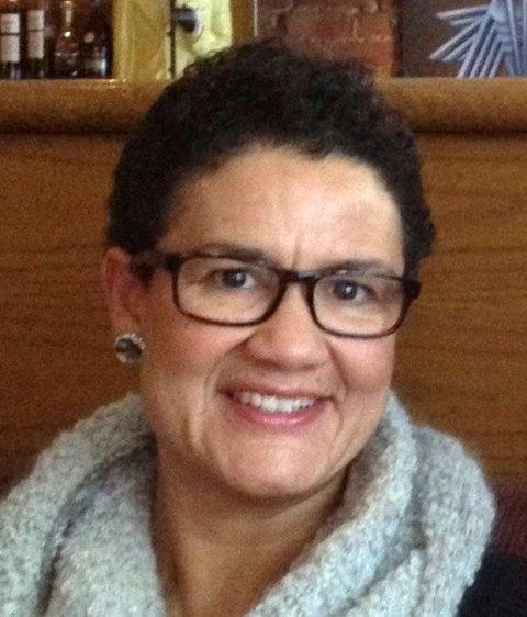 SKRIBENTEN: Gry Elisabeth Juvelid, fylkesleder i FO Buskerud
