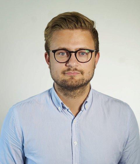 Andreas Haakonsen, nyhetsredaktør.
