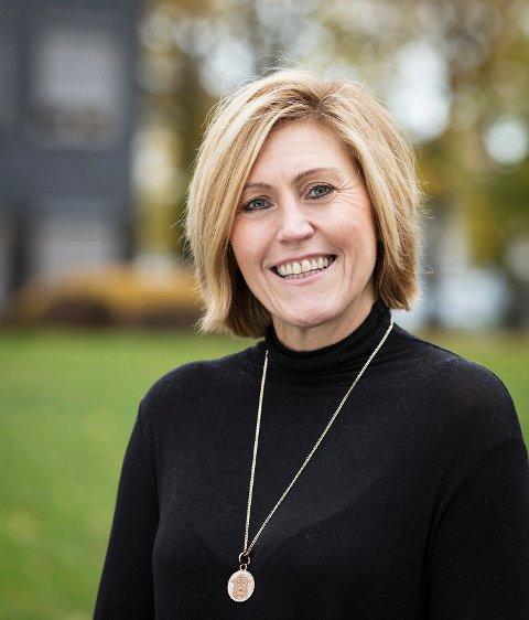 Direktør: Lisbeth Eek Svensson blir ny utdanningsdirektør i vestfold. FOTO: Vestfold Fylkeskommune