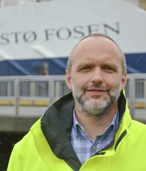 Reaksjoner: Direktør Øyvind Lund medgir at det har vært reaksjoner på omleggingen av takstsystemet.