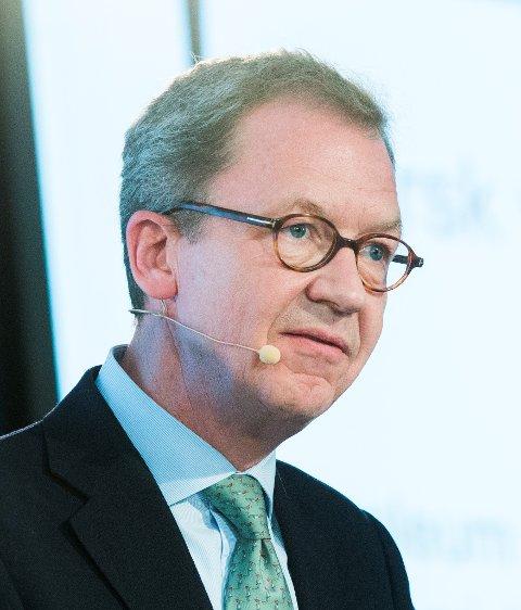 Idar Kreutzer er administrerende direktør  i Finans Norge.