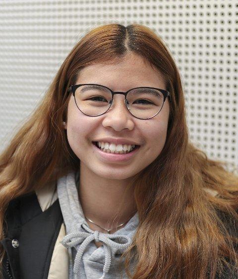 Suwipha Inthamat (16) fra Eidsberg: – Jeg merker ikke noe press.