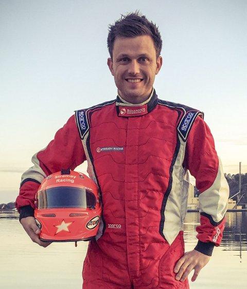 4. plass: Tobias Munthe-Kaas kjørte inn til 4. plass i Macon. Arkivfoto