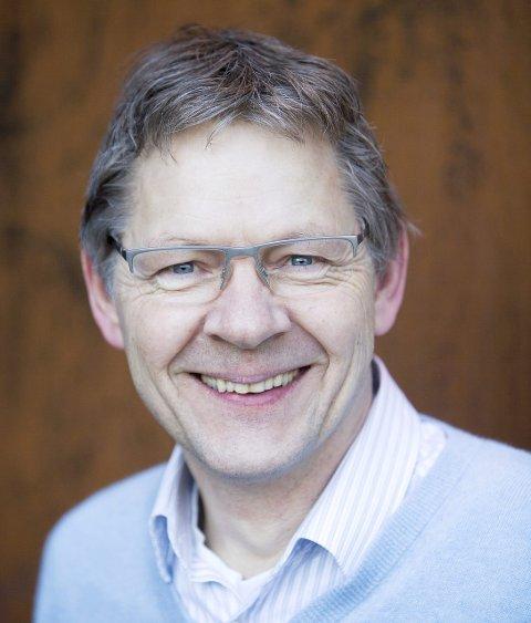 Kommer: Generalsekretær Harald Norman