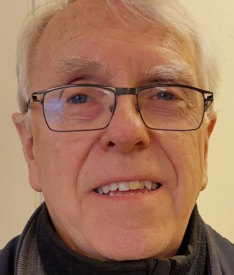 Gunnar Frank Thoresen.