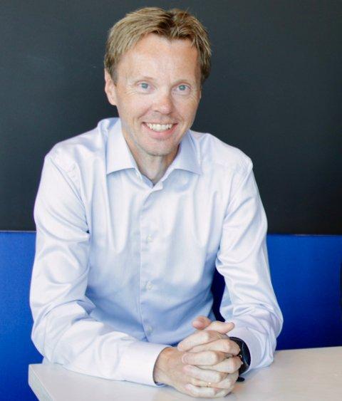 GÅTT FIRE DAGER: Tore Solberg i Nordlo har fortsatt ikke fått suystemet opp på beina etter hacker-angrepet sist uke. Arkivfoto: Anette Vårvik