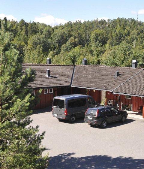 Omsorgsboliger: Antall omsorgsboliger skal holdes på samme nivå som i dag. Her fra boligene på Sjåen.