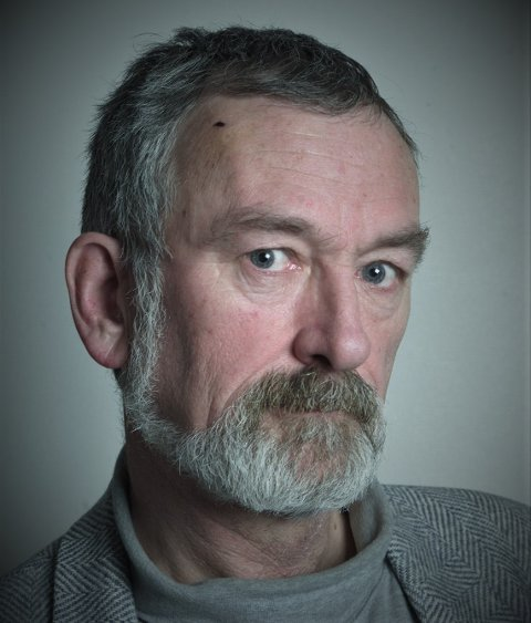 DØD: Tidligere Nordlys-fotograf Eivind Vorland.