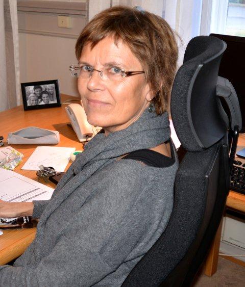Kommunalsjef: For helse og omsorg, Aud Fleten.