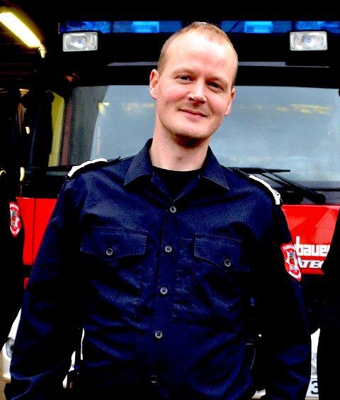 ADVARSEL:  – Skogbrannfaren er stigende og ikke før det kommet ordentlig med regn, går den over, sier  brannsjef Kjetil Presterud.