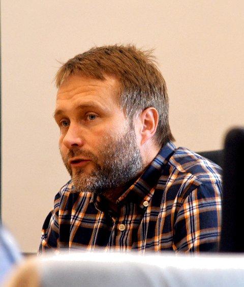Kommunalsjef Odd Erik Sveen