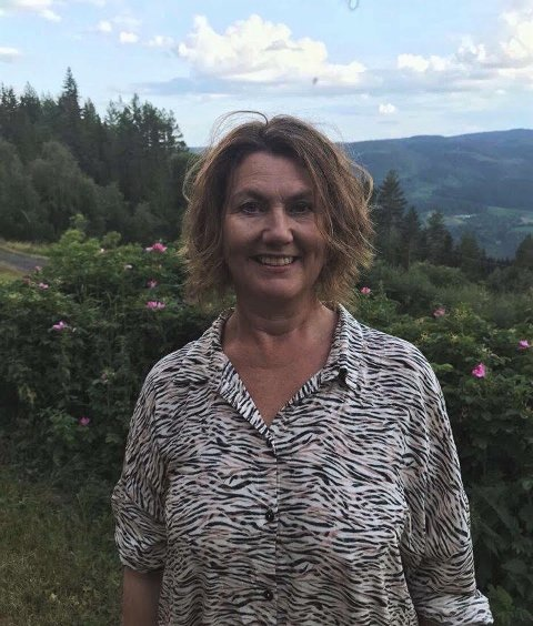 FLYTTA HEIM: Unni Bergum (55) flytta heim til Skrautvål for 30 år siden.