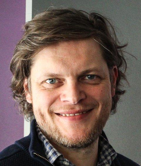 BRENNER FOR PRÆSTGAR'N: Hans Olav Brenner gleder seg over det rikholdige programmet som i 2020 kommer til å fylle Præstgar'n med liv.