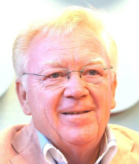 Kommer: Valgnestor Geir Helljesen.