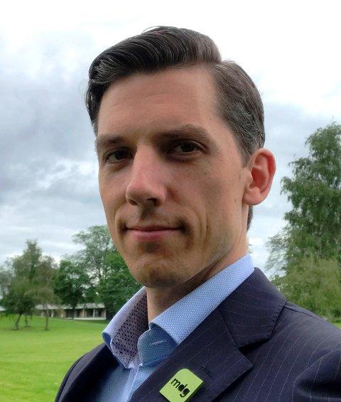 Kristoffer Robin Haug Viken fylkeskommune