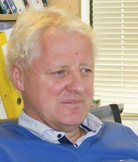 SLUTT: Haugesund Travel og Odd Erik Salvesen spilte en aktiv rolle i jobben med å få utenlandsreiser til flyplassen, og etter hvert også som reisebyrå. Det siste året har selskapet vært et rent reiesbyrå. Fredag meldte styreleder Salvesen oppbud.