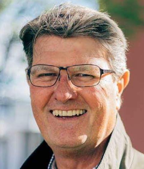 Harald Østensjø, bystyrekandidat for Høyre