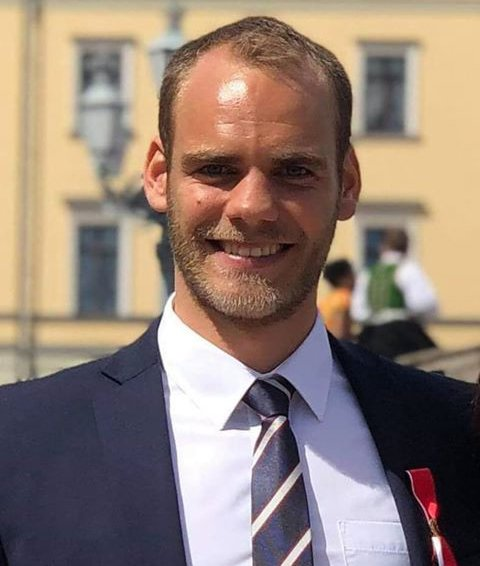 SKAL TESTE UTHOLDENHETEN FOR VELDEDIGHET: Håkon Bergsjø kommer til å gjennomgå mange treningstimer den neste tiden, før han skal delta på Norseman til sommeren.