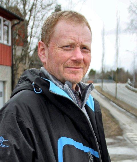 Lars Lysberg . Arkivfoto: Lorns Bjerkan