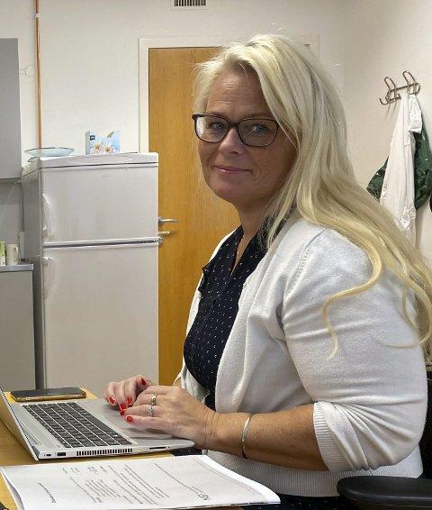 Hovedtillitsvalgt i Fagforbundet i Vegårshei kommune, Kine Lorentzen, er betenkt over det ordføreren skrev til kommunestyret.