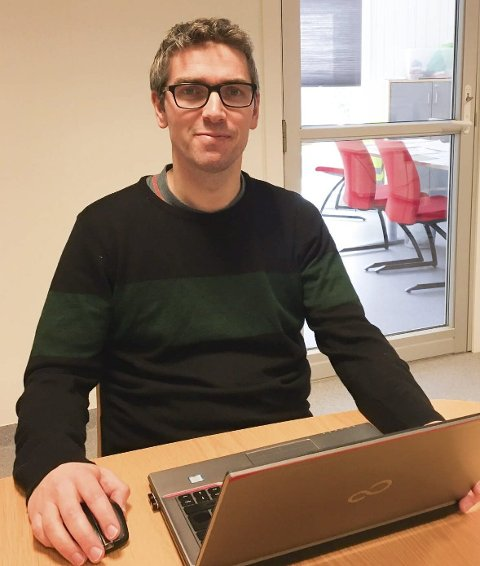 Kjell Rune Lindal er daglig leder i Lindal Hus AS. Arkivfoto
