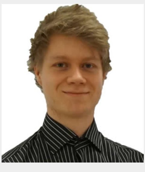 Savnet: Sondre Erlandsen (23) er savnet.