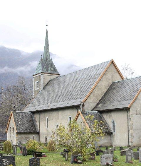 Kulturarv:  Kirkelig fellesnemnd har mye å ta vare på. foto: Ullensvang kyrkje