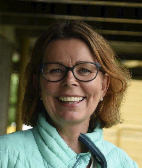 Gjev ikkje opp tomta: Verksemdleiar Marit Ystanes i Ullensvang kommune. Arkivfoto: Eli Lund