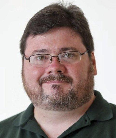 UTROPT TIL HELT: Scott Bonner er utropt som helt blant kolleger over hele verden. Nå kommer han til Gjøvik.
