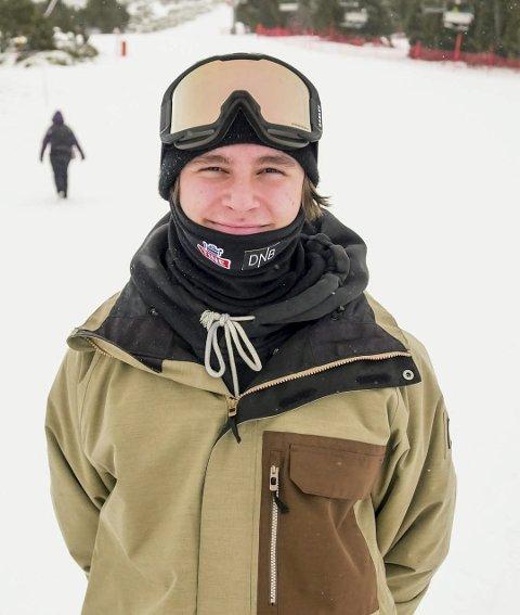 Ferdinand Dahl  fikk det ikke til å stemme i noen av heatene i kvalifiseringen til finalen i fristil slopestyle.